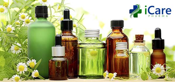 tinh dầu làm giảm ngứa
